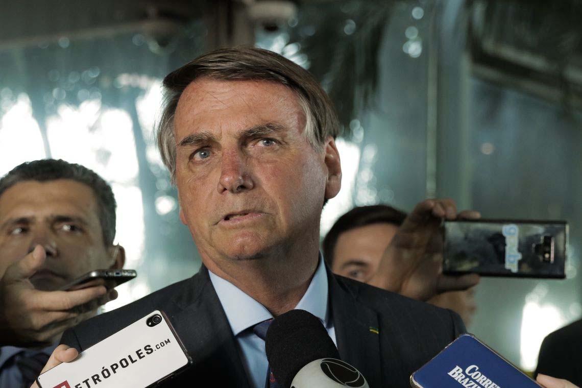 Paraíba Online • Brasil trabalha para cumprir requisitos de entrada na OCDE, diz Bolsonaro