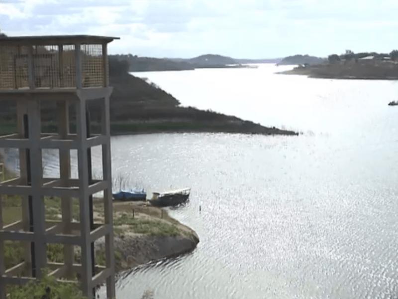 Paraíba Online • Volume do Açude de Boqueirão aumenta após chuvas