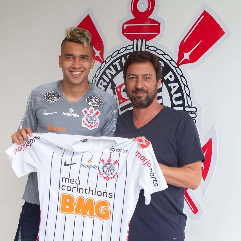 Daniel Augusto Jr / Ag Corinthians