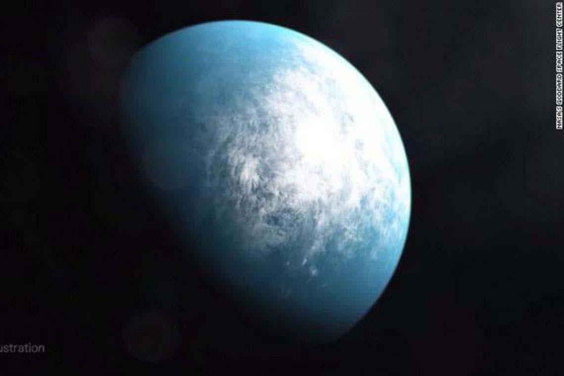 Paraíba Online • Nasa anuncia descoberta em área habitável de planeta do tamanho da Terra