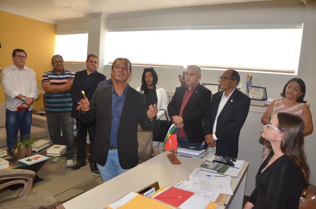 Paraíba Online • Mais um suplente assume mandato no Poder Legislativo de Campina Grande