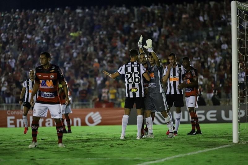 Paraíba Online • Raposa luta, mas empata com Atlético-MG e se despede da Copa do Brasil