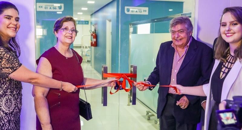 Paraíba Online • Unifacisa inaugura clínica de odontologia em Campina Grande