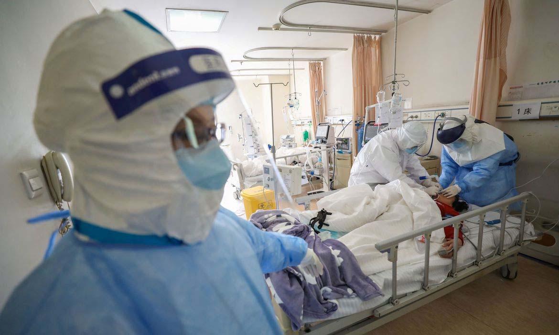 Paraíba Online • Diretor de hospital morre em Wuhan infectado pelo novo coronavírus