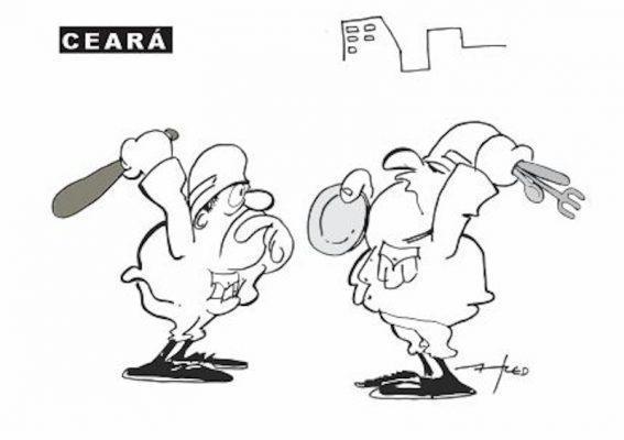Paraíba Online • 'Charge do dia' com o chargista campinense Fred Ozanan