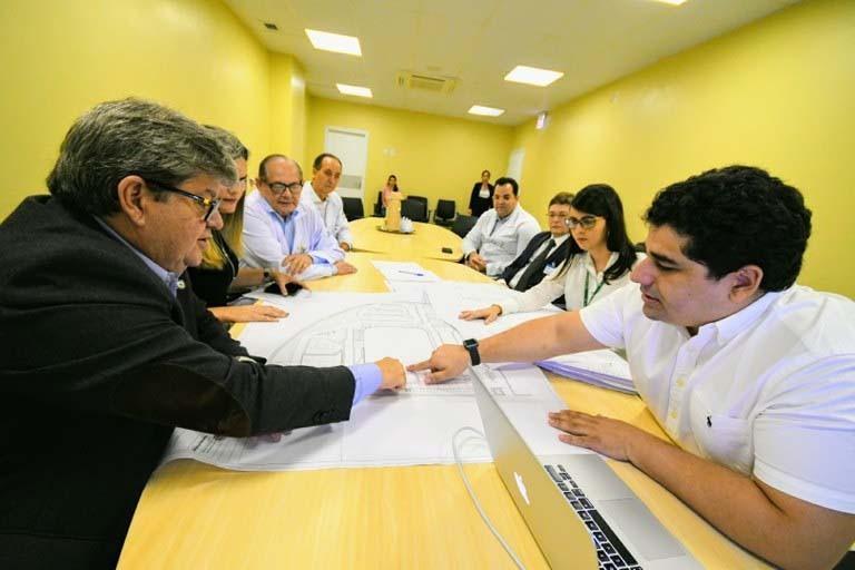 Paraíba Online • Governo da Paraíba inaugura UTI para idosos vítimas de queda e acidentes de trânsito