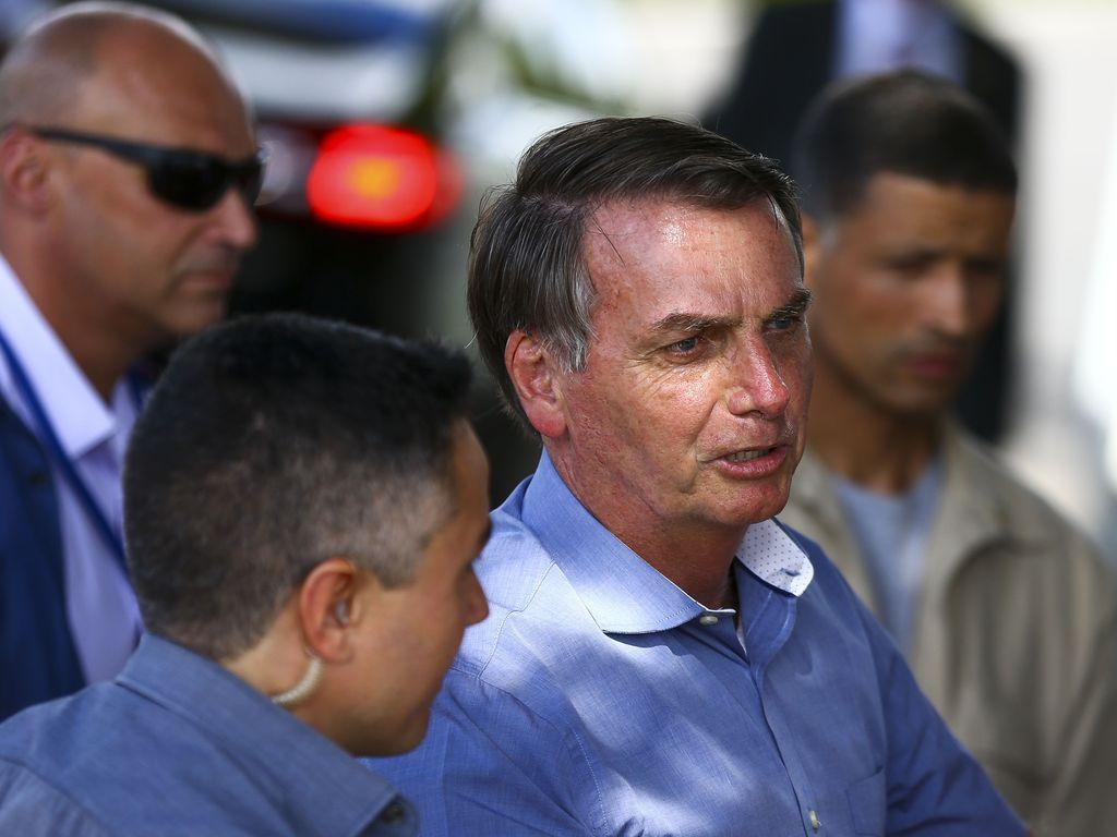 """Paraíba Online • Bolsonaro: reforma administrativa está """"madura"""" para ser encaminhada ao Congresso"""