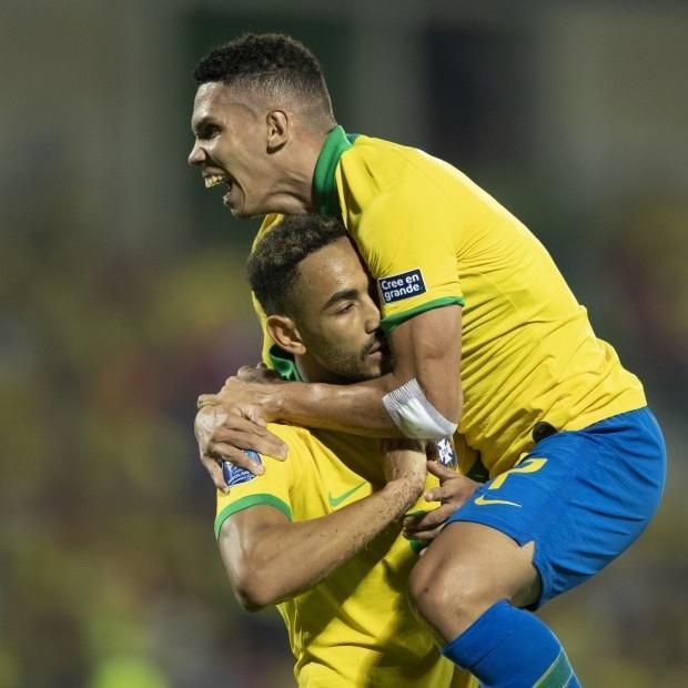 Paraíba Online • Seleção brasileira se classifica para a Olimpíada do Japão