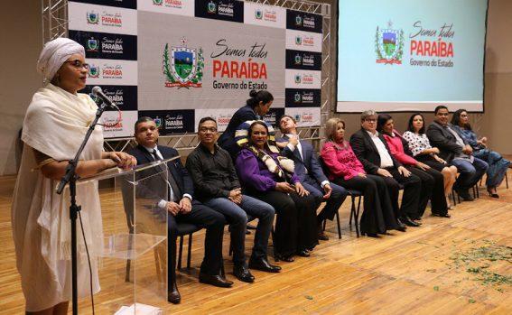 Paraíba Online • Governador lança ações e anuncia expansão da Patrulha Maria da Penha