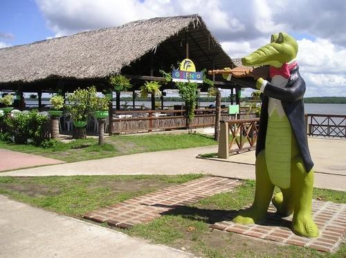 Paraíba Online • Visitação ao Parque do Jacaré em Cabedelo está suspensa em prevenção ao coronavírus