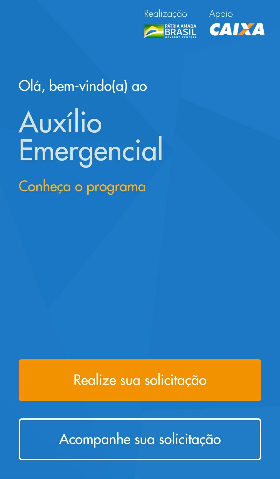 Paraíba Online • Aplicativo da Caixa para auxílio emergencial registra instabilidade