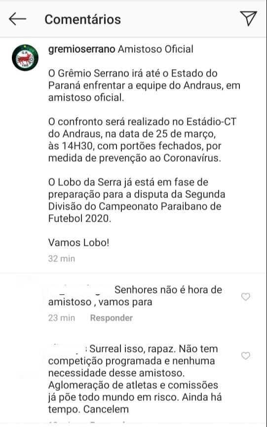 """Paraíba Online • Amistoso """"fantasma"""" envolvendo time da PB movimentou milhões em apostas"""