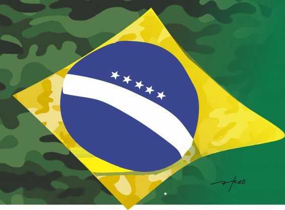 Paraíba Online • Charge do dia com o chargista campinense Fred Ozanan