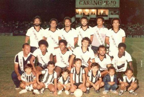 Foto: Acervo digital do futebol paraibano