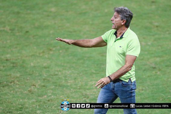 Foto: Ascom/Grêmio