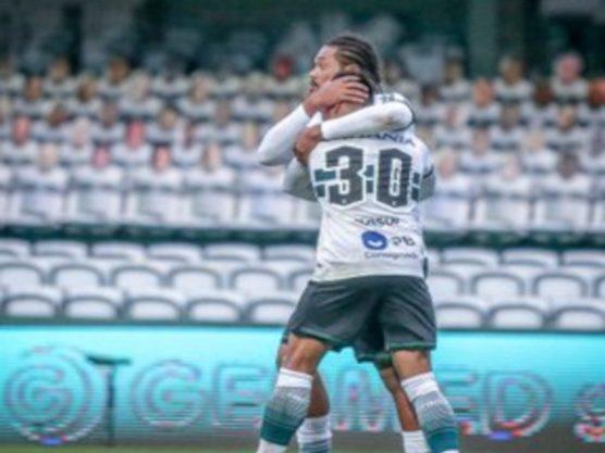 Paraíba Online • Em jogo morno, Coritiba se recupera no Brasileiro com vitória sobre o Vasco