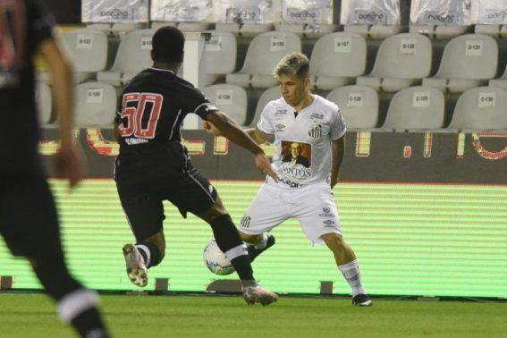 Foto: Ascom/Santos