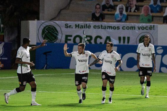 Foto: Ascom/Corinthians