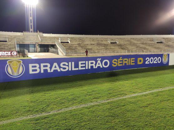 Paraíba Online • Campinense goleia o Globo-RN e volta ao G4 da Série D
