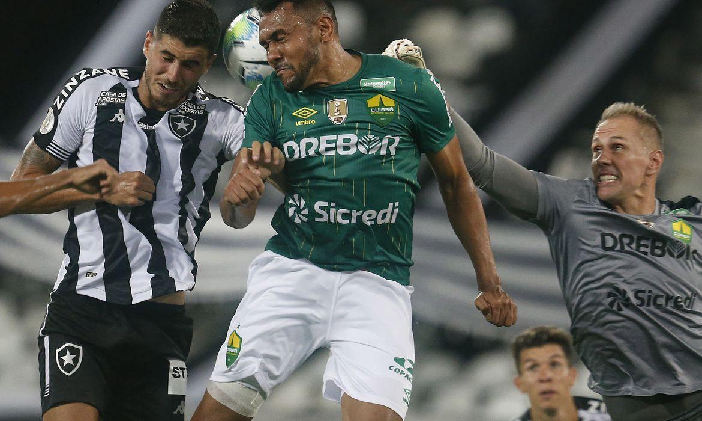 Paraíba Online • Copa do Brasil: Mesmo com vários desfalques, Cuiabá vence Botafogo no Rio