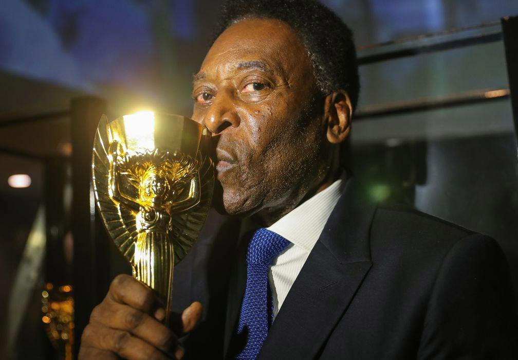 Paraíba Online • Pelé 80 anos: vida longa ao rei que mudou os rumos do futebol brasileiro