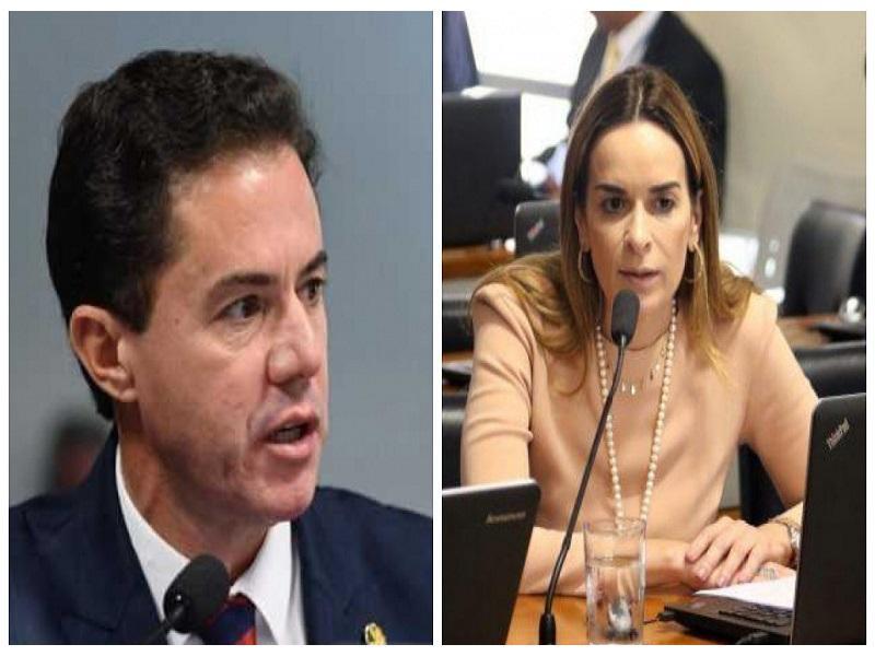 """Paraíba Online • Veneziano: """"cinismo""""; Daniella Ribeiro: """"o que é cinismo"""""""