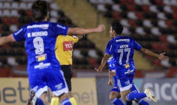 Foto: Gustavo Aleixo / Cruzeiro
