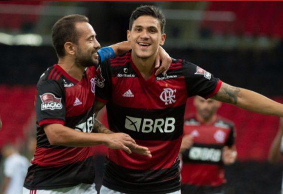 Foto: Ascom;Flamengo