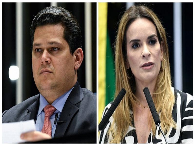 Paraíba Online • Presidente Alcolumbre quer escolher candidato e paraibana é uma das opções