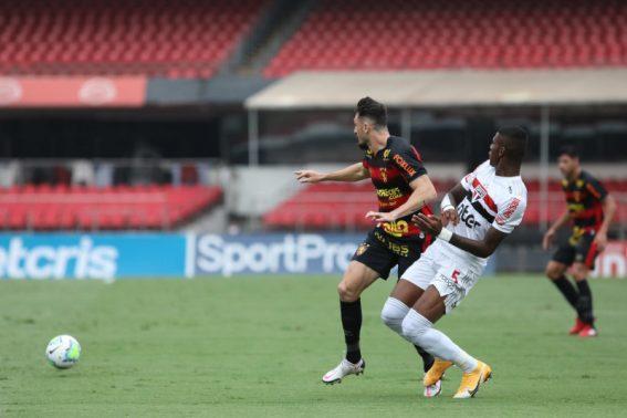 Foto: Gustavo Amorim/Sport
