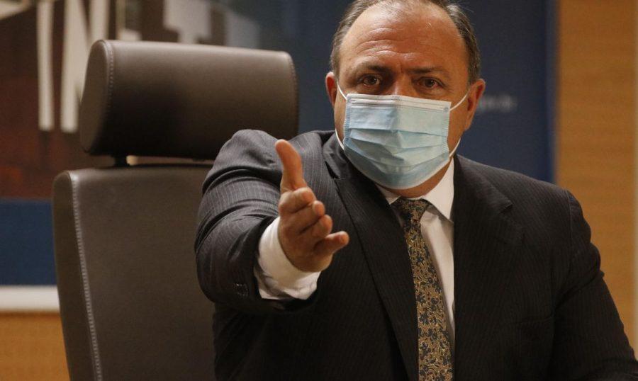 Paraíba Online • Governador e ministro ´batem-boca´ publicamente após aprovação da vacina