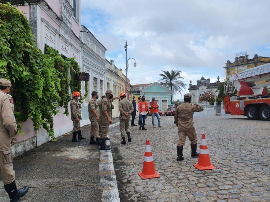 Paraíba Online • PMJP continua com ações preventivas e assistência à população no período chuvoso