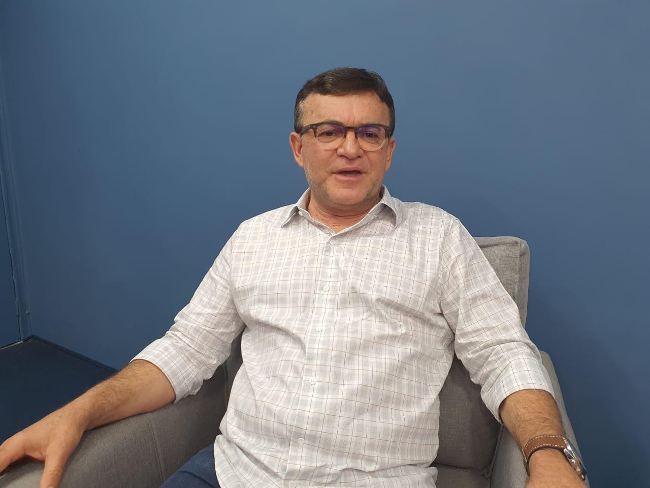 professor diretor do motiva - ´Aniversário´ de pandemia. Professor paraibano comenta os efeitos na educação