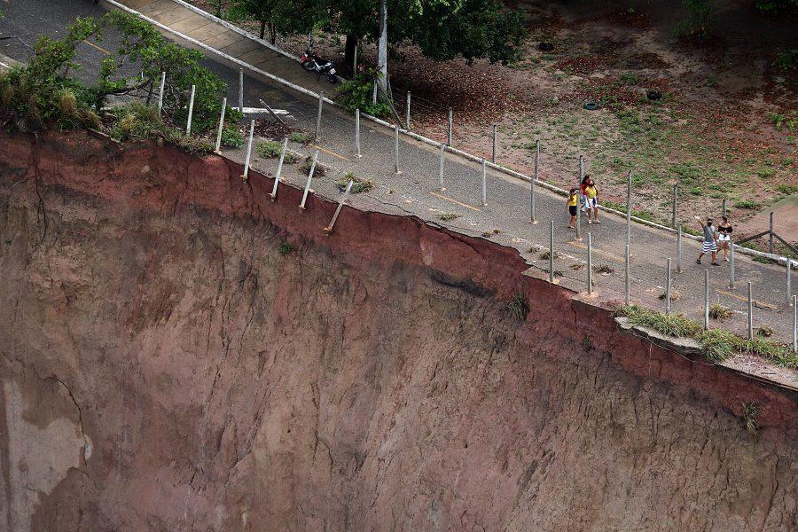Paraíba Online • Defesa Civil e Corpo de Bombeiros mapeiam áreas de risco de João Pessoa