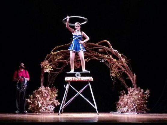 Foto: Circo Teatro Saltimbanco / Divulgação