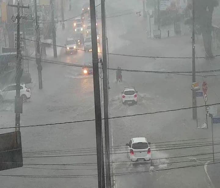 Paraíba Online • Defesa Civil: Chuvas em JP não causaram grandes transtornos