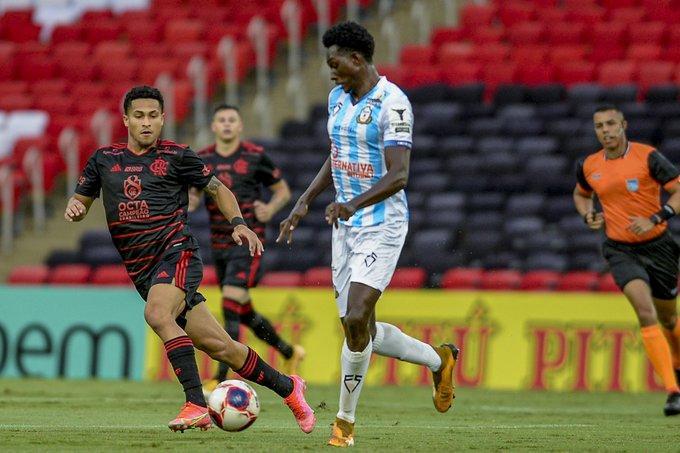 Paraíba Online • Carioca 2021: Flamengo joga bem e ganha com 2 gols de Rodrigo Muniz