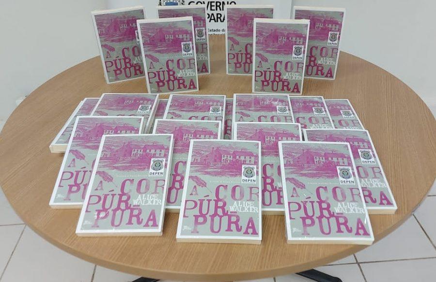 Paraíba Online • Bibliotecas de unidades prisionais da Paraíba recebem novos livros