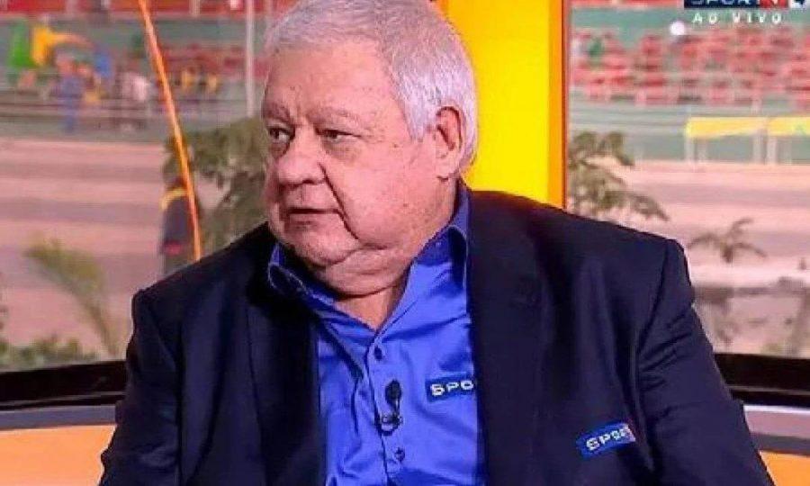 Paraíba Online • Morre jornalista esportivo vítima da Covid-19