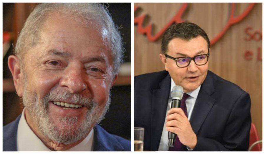 Paraíba Online • Ex-presidente Lula articula reaproximação com o PSB