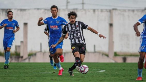 Foto: Guilherme Drovas/ Botafogo-PB