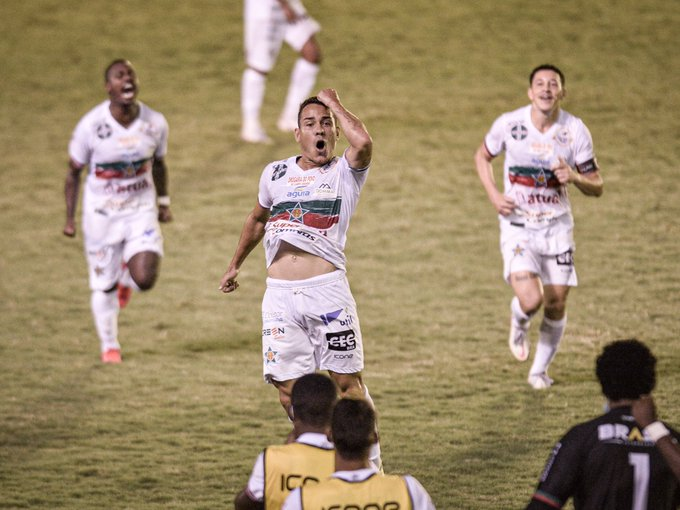 Paraíba Online • Vasco da Gama foi eliminado no Campeonato Carioca