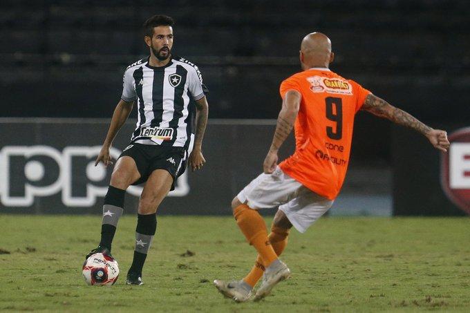 Paraíba Online • Reta final: Botafogo empata na ida da semifinal da Taça Rio