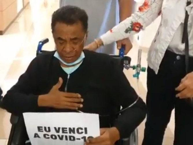 Paraíba Online • Deputado paraibano deixa hospital após se recuperar de Covid-19