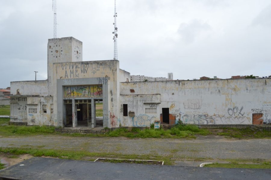 Paraíba Online • Procurador de CG recebe líder para discutir preservação do patrimônio do setor ferroviário